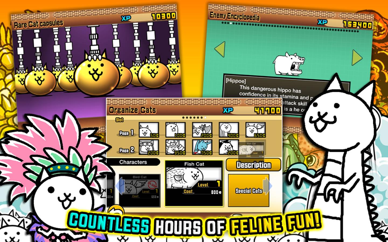 The Battle Cats Mod Apk 10 0 0 Unlimited Money Apkpuff