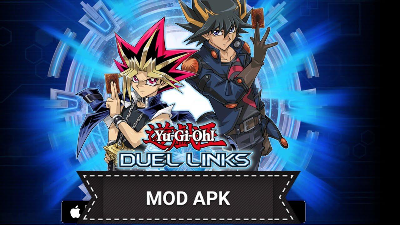 Yu-Gi-Oh Mod APk 5.7.0 Unlimited Money - APKPUFF