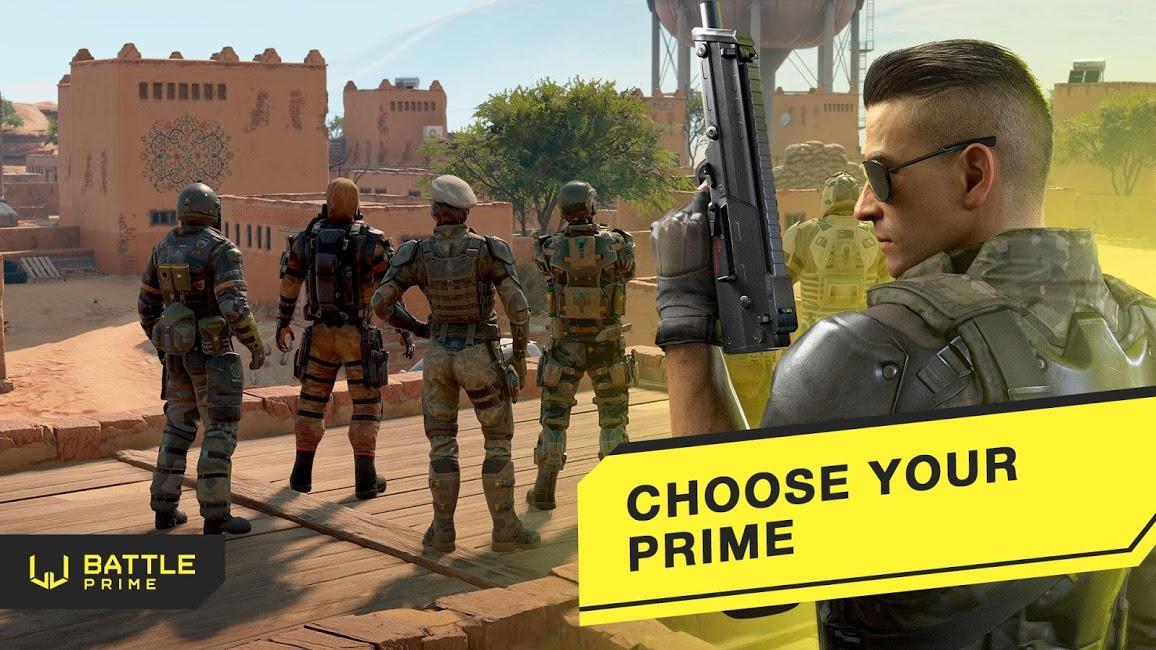 Battle Prime Online Mod APk 6.0 Unlimited Money - APKPUFF