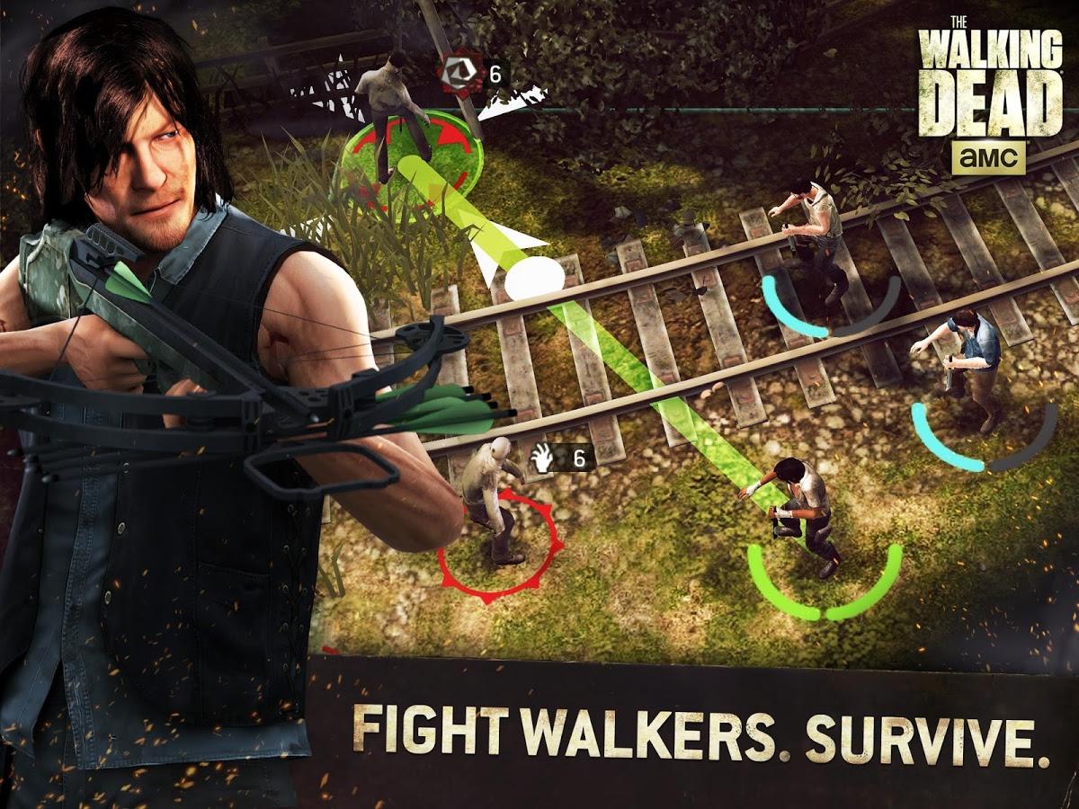 The Walking Dead No Man S Land Mod Apk 3 15 0 326 Unlimited Money Apkpuff