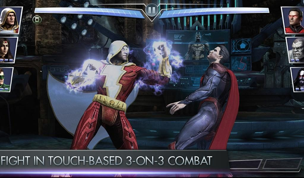 Injustice Gods Among Us Mod Apk 3 3 1