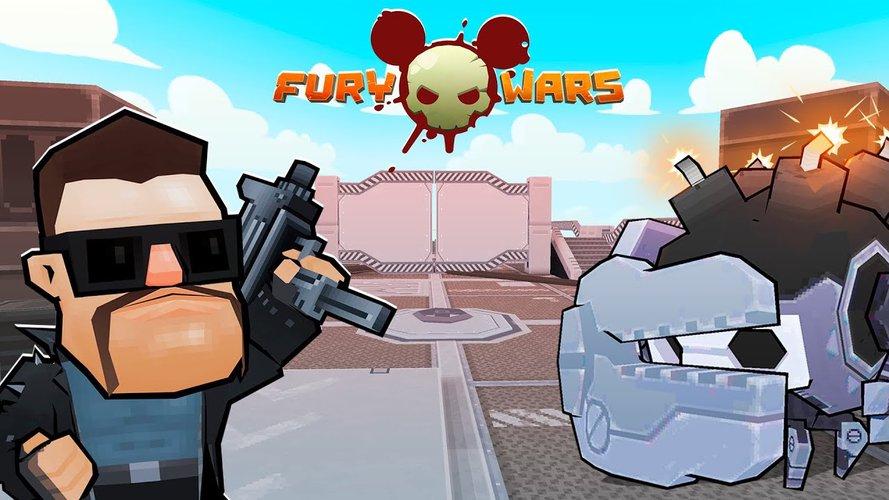 Fury Wars Mod Apk 1 1