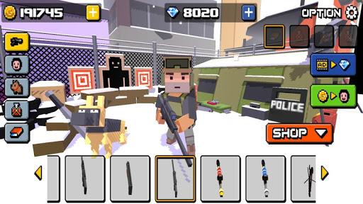 Pixel Zombie Frontier Mod Apk 1